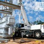 Hardwood Crane Mats for Rent