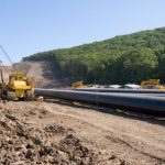 oil pipeline installation projects