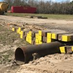 Houston Texas Pipeline Construction