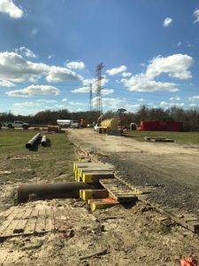 Pipeline Installation in Houston