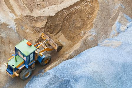 Learn why sand mining is on the rise in Texas.
