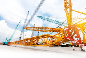 Crawler Crane Construction